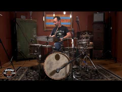 A&F Drum Co Snare Collection Demo