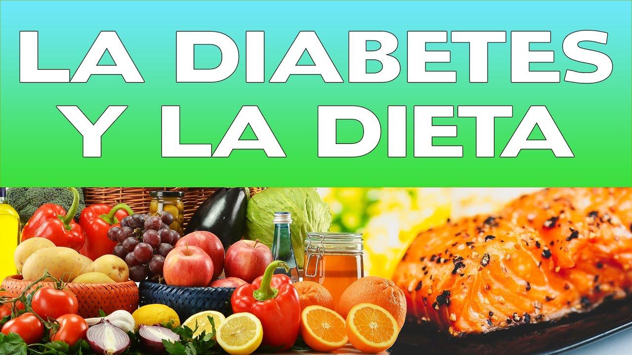 Dieta y Diabetes Como Bajar El Azucar Con Alimentos