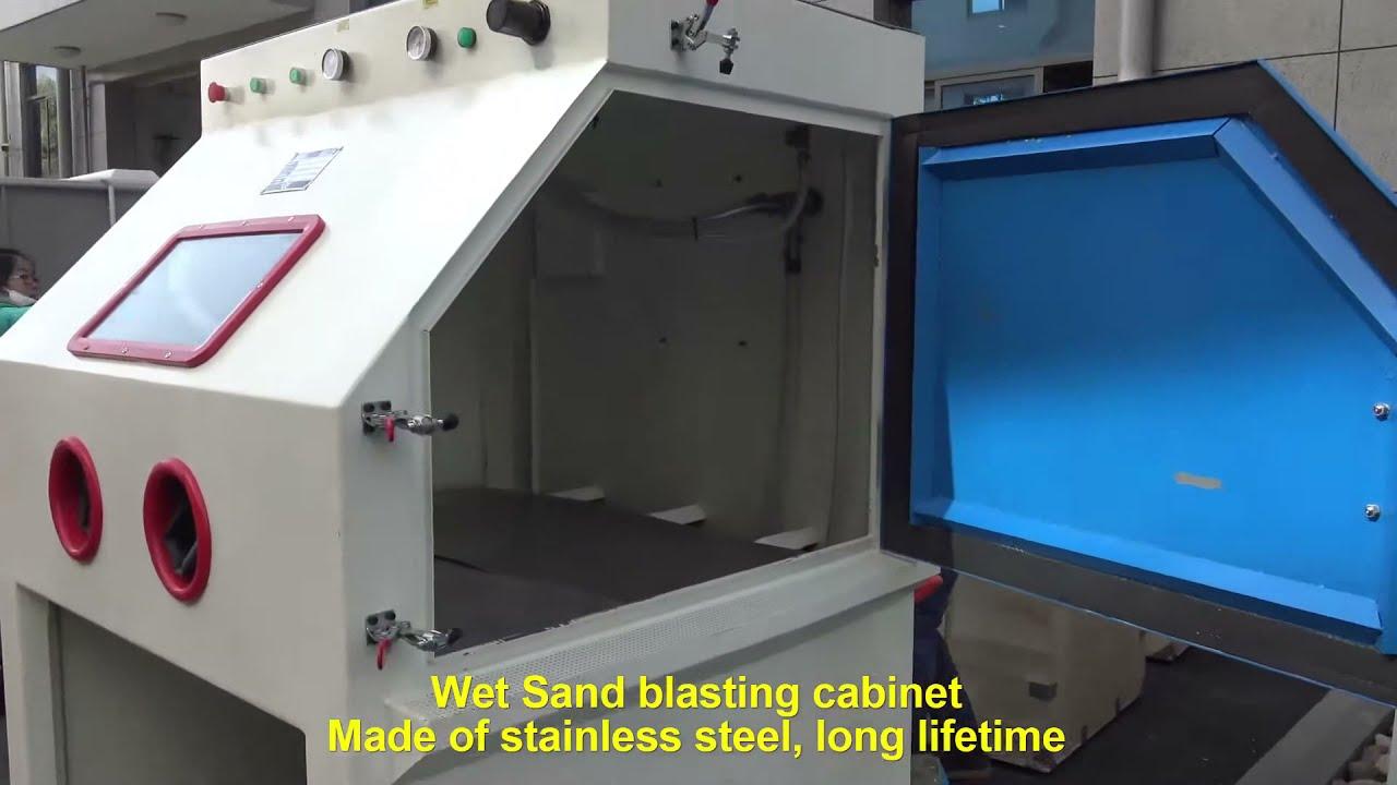 Wet Abrasive Blasting Cabinet Bruin Blog