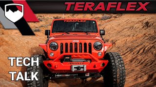 TeraFlex Tech: Choosing a Lift For Your Jeep