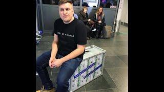 Сбежавший с ТНТ Незлобин бросил семью