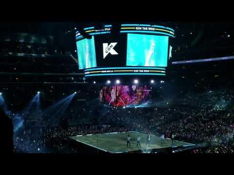 [FANCAM] KCON LA 2017 - Kim Tae Woo Special Stage ft. Astro