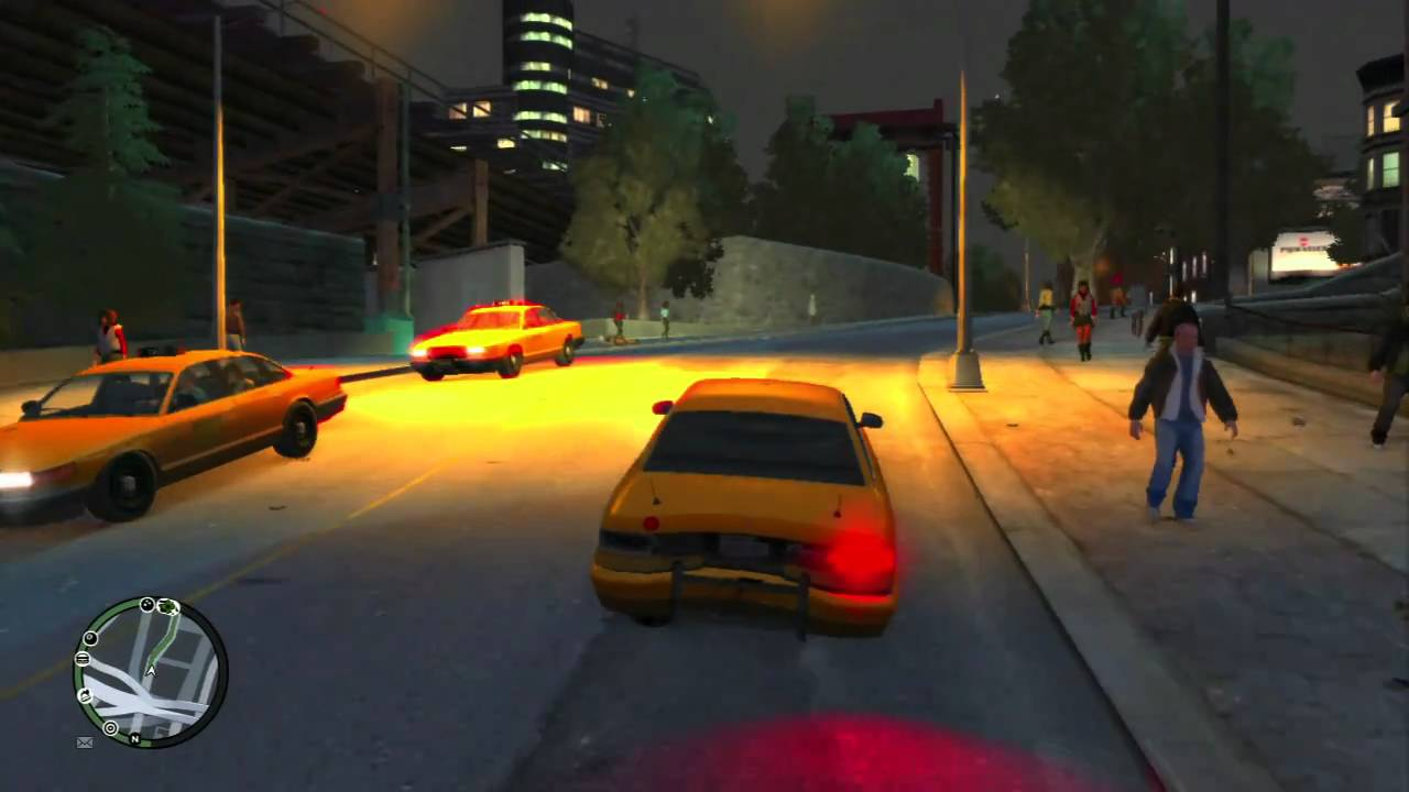 Grand Theft Auto 4 dating Michelle