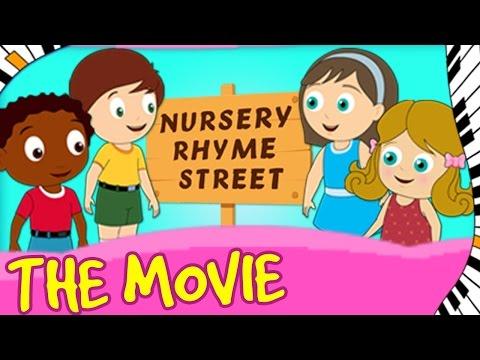 Nursery Rhymes MUSICAL For Children | Nursery Rhymes Movie
