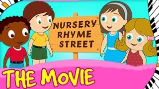 Nursery Rhymes MUSICAL For Children | Nursery Rhymes Street Movie