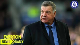 Allardyce Faces The Sack This Week | Everton News Daily