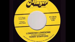 "Terry Stafford ""Lonestar Lonesome"""