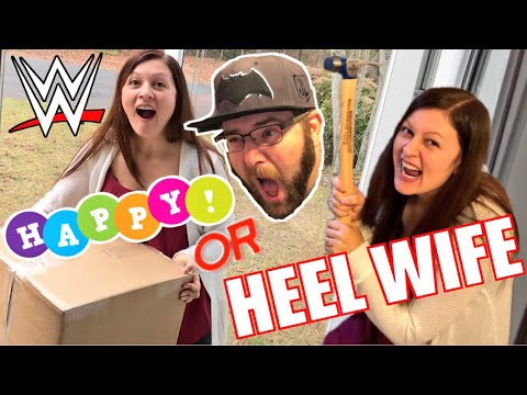 SHE SNAPPED! HEEL WIFE HAMMER TIME MELTDOWN WWE FIGURE UNBOXING GOES WRONG!
