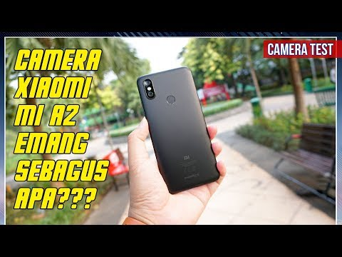 Xiaomi Mi A2 Camera Review Indonesia