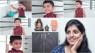 First Girl Makeover For Our Son❤️ | Winter Care | Dhal Face Pack | Neem For Hair | Self Care Week