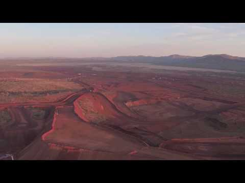 Iron Ore: Building our new Silvergrass mine