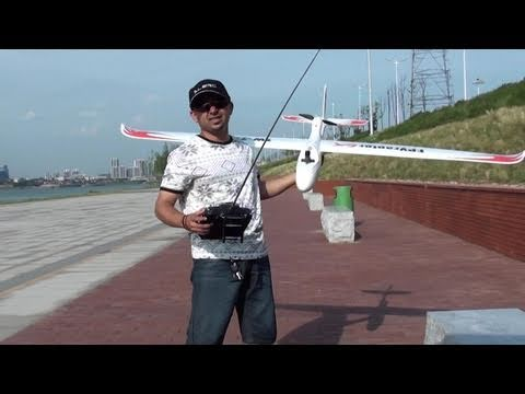 FPV Raptor Ex Maiden Flight