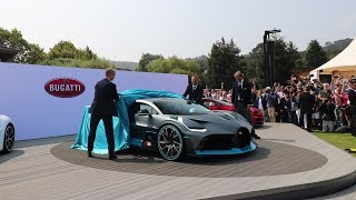 Mysterious $5million BUGATTI DIVO that NO ONE can Buy