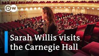 Carnegie Hall | Sarah