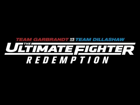 The Ultimate Fighter: Redemption Full Podcast