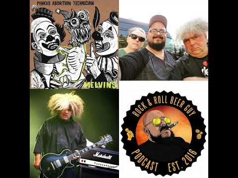 Ep68 - Buzz Osbourne (The Melvins)
