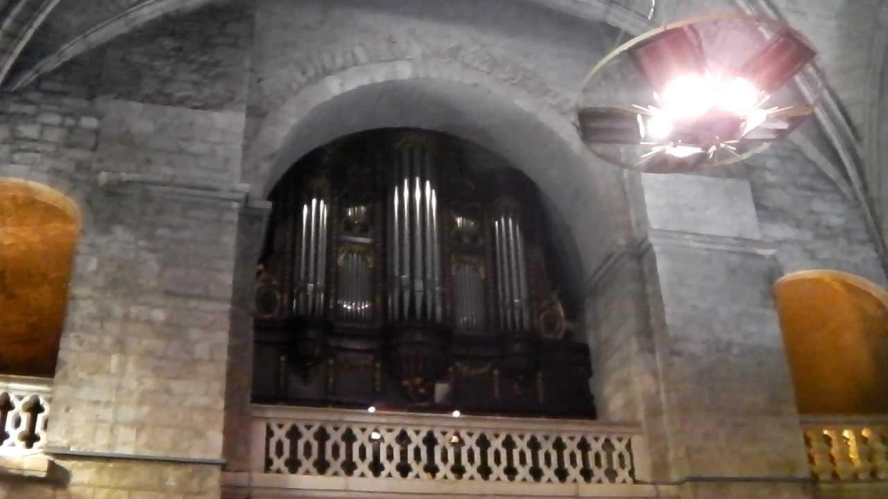 Orgue de l 39 glise saint jean baptiste de bagnols sur c ze for Soom t bagnols sur ceze