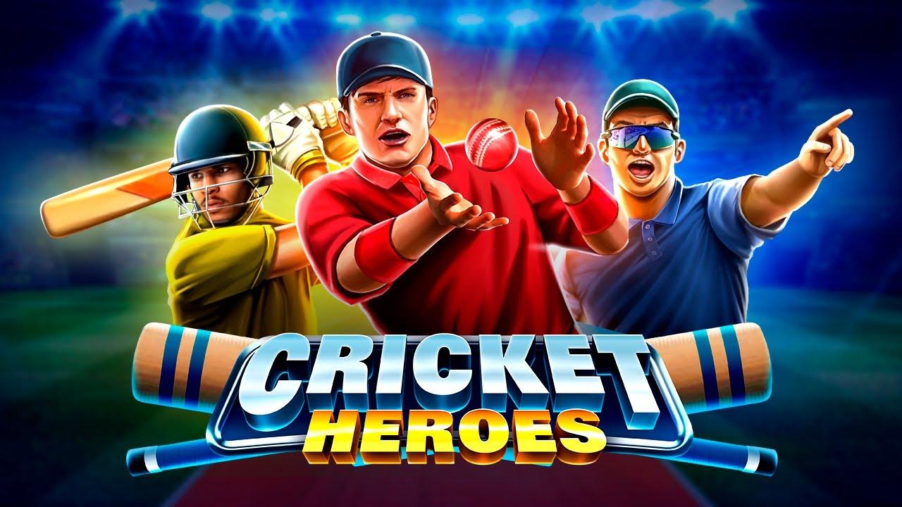 Cricket Heroes Slot Play Free ▷ RTP 96% & Medium Volatility video preview