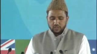 Ahmadiyya Moulvi Kaleem Khan Sb Bangalore Speech at Jalsa Salaana Qadian 2009 - Part 2