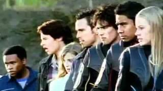 Power Rangers - Morfar - Dino trovão e Tempestade ninja.