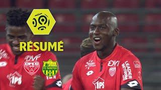 Dijon FCO - FC Nantes (1-0)  - Résumé - (DFCO - FCN) / 2017-18