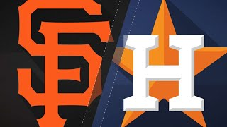 Verlander, Springer spark Astros past Giants: 5/23/18