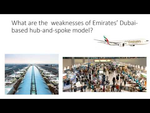 Emirates Airlines: Connecting the Unconnected - Case Study Based on Harvard Business Review Article