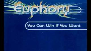 Euphory - You Can Win If You Want (Extended Mix, 1998)