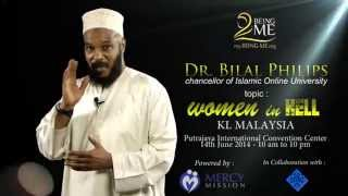 Dr. Bilal Philips BEING ME PROMO 2014 malaysia