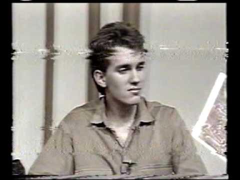 Entrevista de Valter Junior para a TV Manchete no lançamento do LP Momentos & Canções(1992)