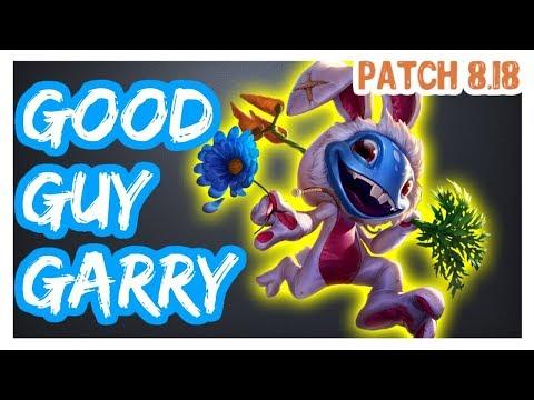 GoodGuyGarry | FIZZ vs KINDRED | FIZZ Jungle | Good Guy Garry FULL Gameplay | Patch 8.18