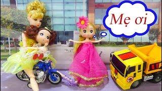 Chibi hồng bị bất trí nhớ - A178V - Nữ hoàng búp bê baby doll