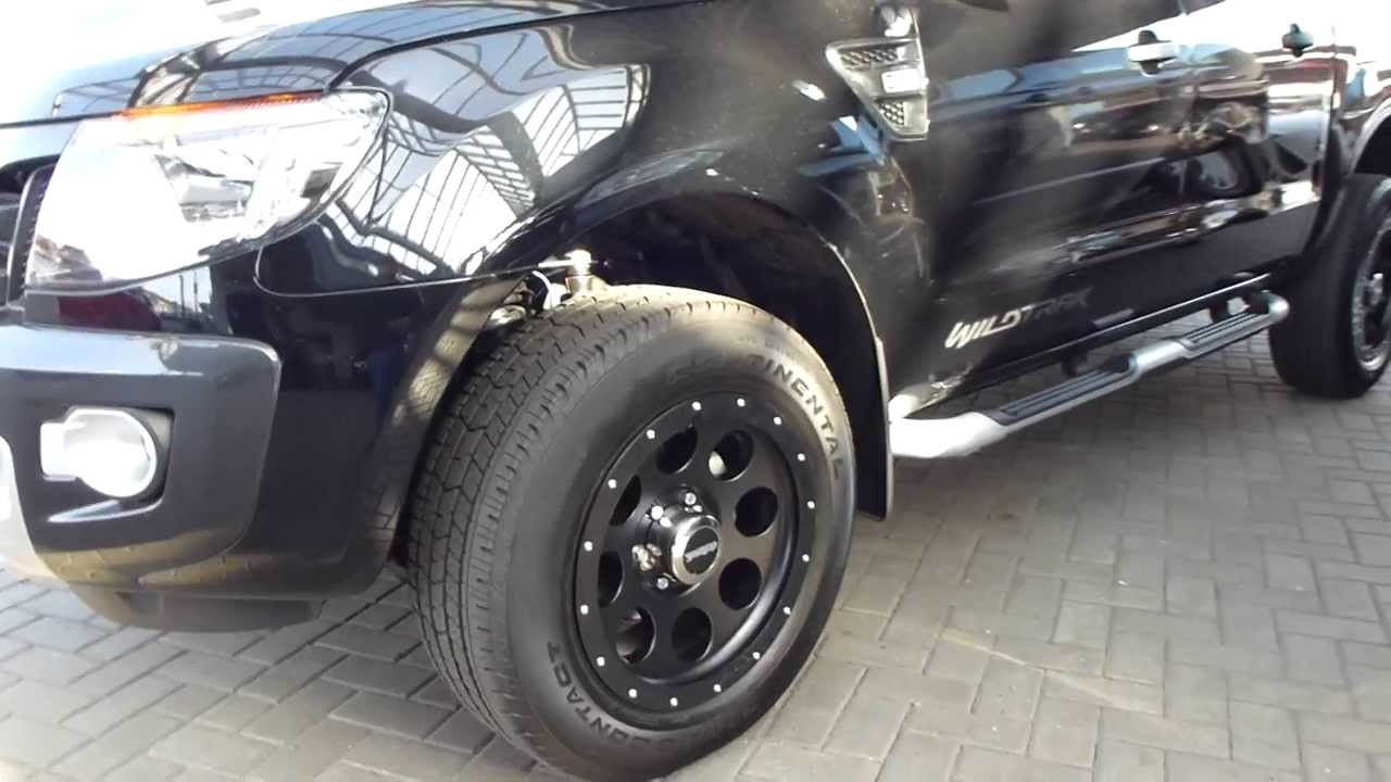 2014 ford ranger wildtrak 32 tdci turbodiesel 200 hp 175 kmh 108 mph see also playlist - Ford Ranger 2014 Lifted
