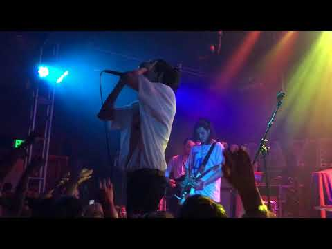 Chase Atlantic - The Walls - LIVE - The Troubadour