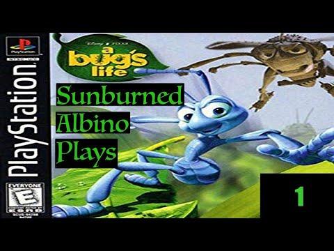 Sunburned Albino Plays A Bug's Life EP 1