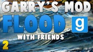 Soda Machine Boat! (gmod Flood With Diction, Gassy, Goldy, Utorak)