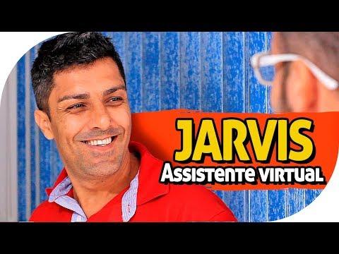 JARVIS - ÓTIMO ASSISTENTE VIRTUAL - PARAFUSO SOLTO