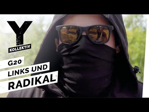 Schwarzer Block - Linksradikale über ihren G20-Widerstand I Y-Kollektiv Dokumentation