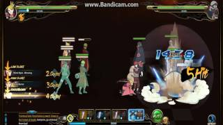 Naruto Online: Ninja Exam Lv 112 | Wind Main (Breeze Dancer) | Naruto Sage Team