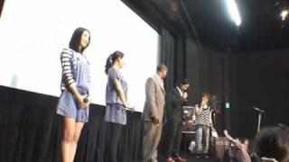 映画『ホテルチェルシー』初日舞台挨拶レポート 1/2 長澤奈央 動画 24