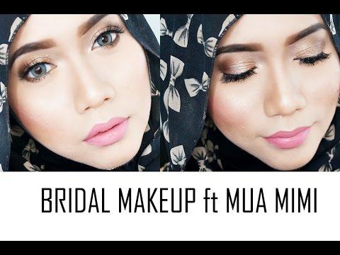 Bridal Makeup ft MUA Mimi