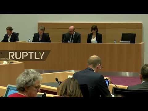 LIVE: Belgian PM addresses parliament commission over Catalan crisis