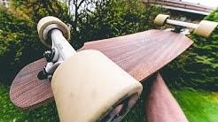 MOTOR + BATTERY + ESC - Hidden in Electric Skateboard Trucks!