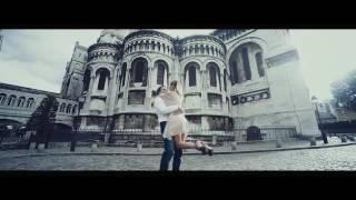 #TOP15MOSCOW Видеограф Иван Залевский свадьба для двоих в Париже