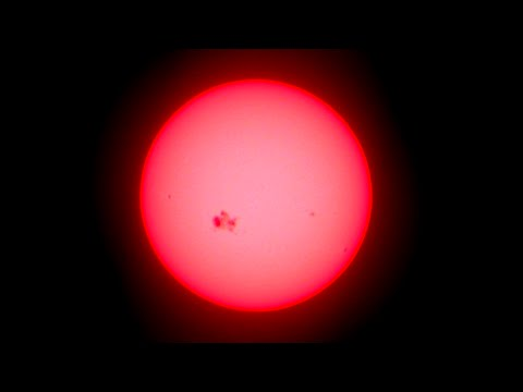 How to photograph the Sun