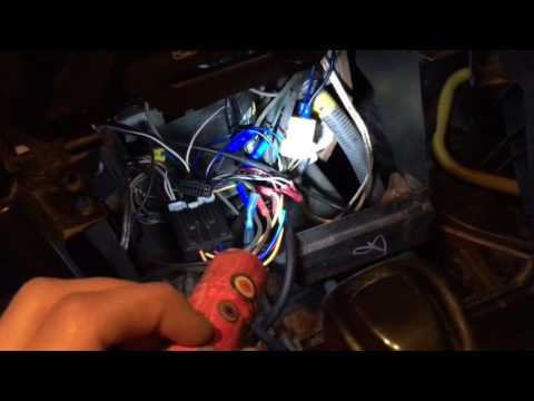 Eclipse (2G) Ignition Relay Fix (Jumper Trick) - YouTube on