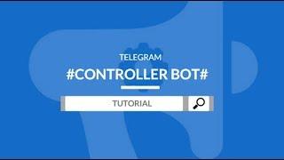 Telegramda Controllerbotni sozlash MyTub.uz