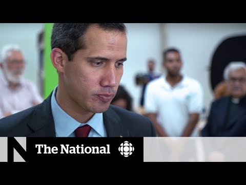 INTERVIEW: Juan Guaido on the future of Venezuela