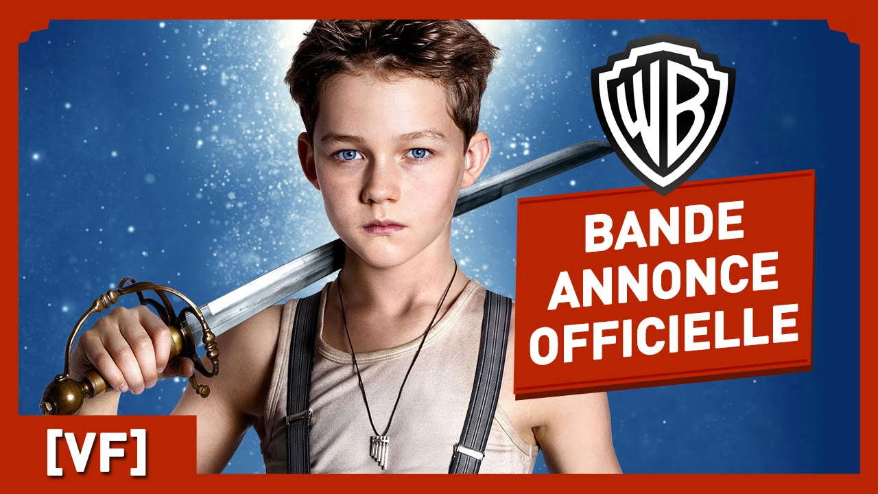 PAN - Bande Annonce Officielle (VF) - Levi Miller / Hugh Jackman / Garrett Hedlund / Joe Wright