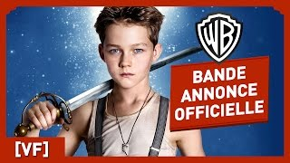 PAN - Bande Annonce Officielle (VF) - Levi Miller / Hugh Jackman / Garrett Hedlund / Joe Wright streaming